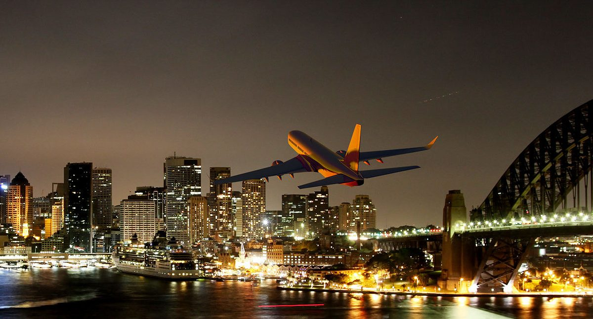 Sydney Airport Transfer